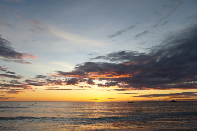 Sunset in Negril| ©Bensanborn/Flickr