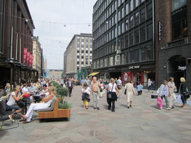 The Best Restaurants In The Helsinki Design District Finland