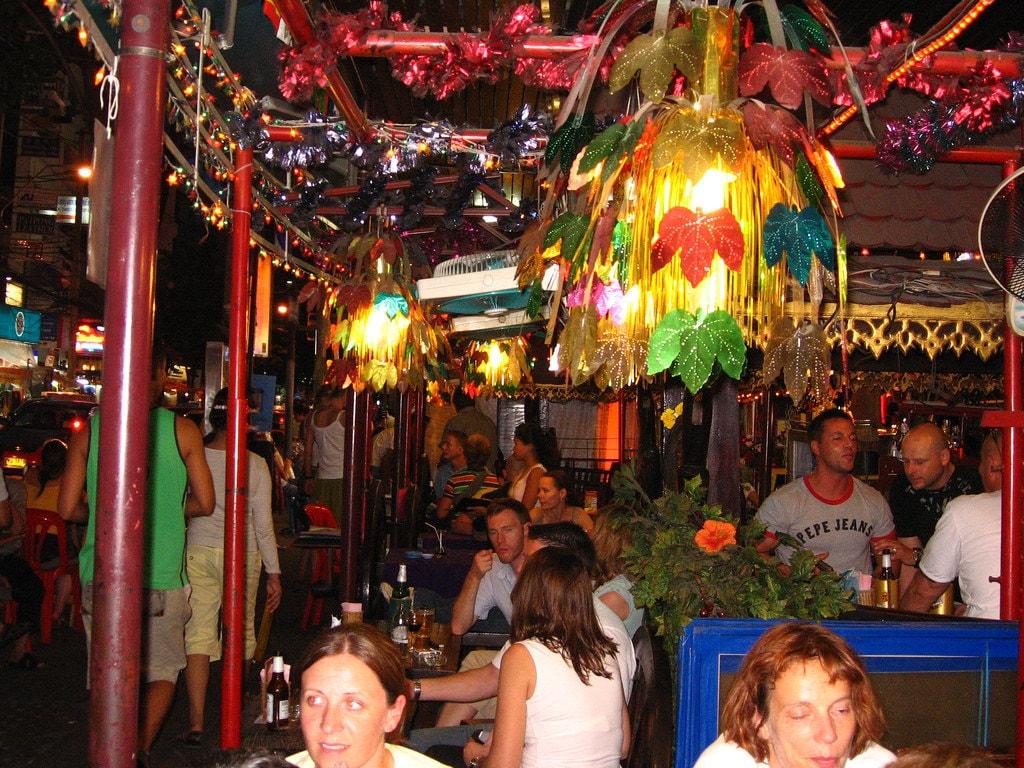 Bar in Silom, Bangkok