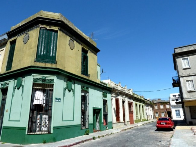 Ciudad Vieja, Montevideo  © Jorge Gobbi/Flickr