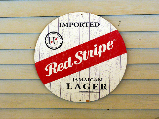 Red Stripe |© Rusty Clark - On the Air M-F 8am-noon/Flickr