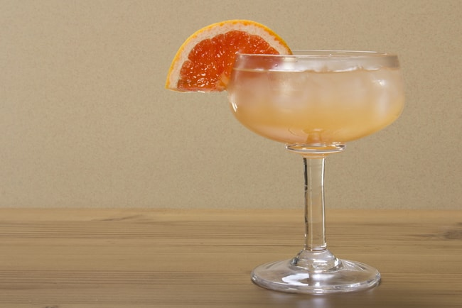 A Splash of Grapefruit