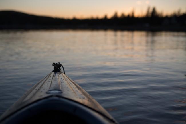 Canoeing in Finland   © Unsplash/Pixabay