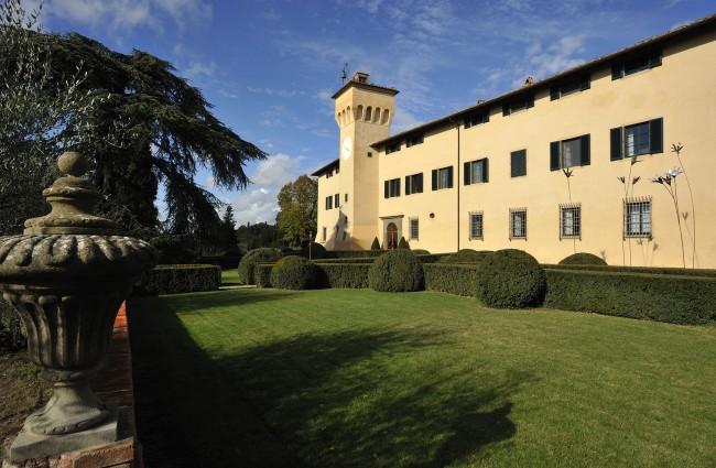 Castello del Nero Hotel & Spa   Courtesy Castello del Nero Hotel & Spa