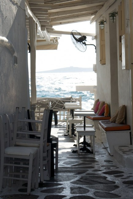 The Side Streets of Little Venice, Mykonos   © rpleven3 / Flickr