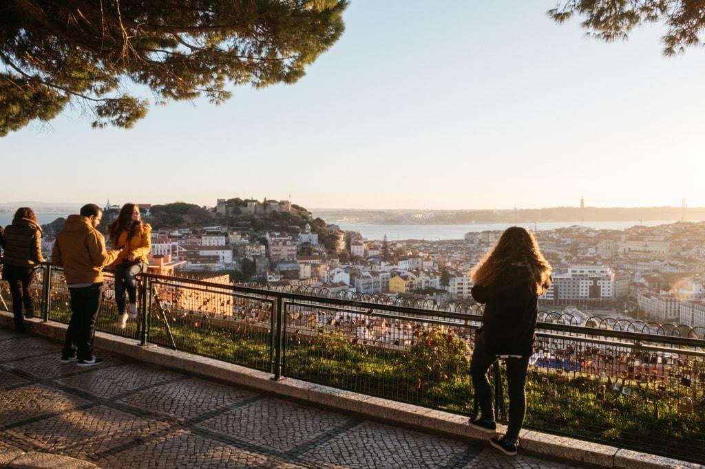 DSCF4796 - WATSON - LISBON, PORTUGAL - ALFAMA- Miradouro Senhora do Monte_