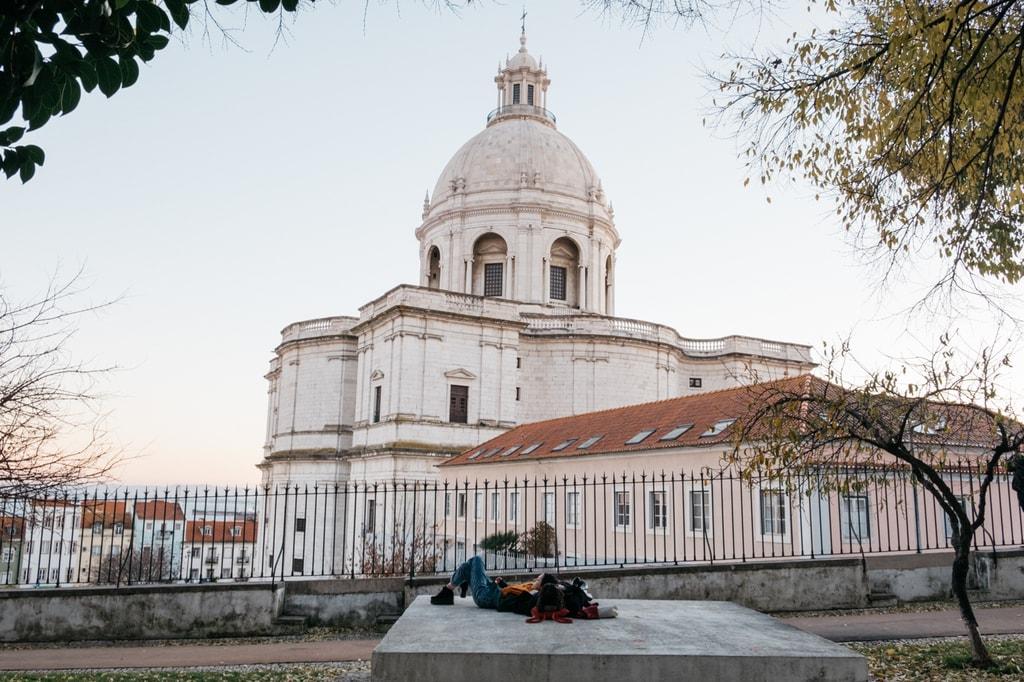 DSCF4827 - WATSON - LISBON, PORTUGAL - ALFAMA- NATIONAL PANTHEON