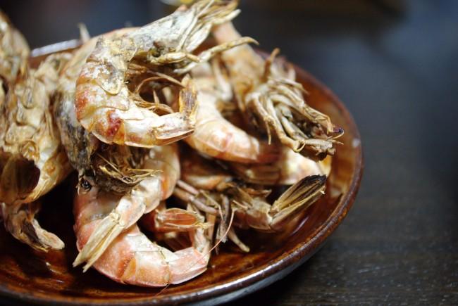 Grilled Shrimp | © Mokeneco /Flickr