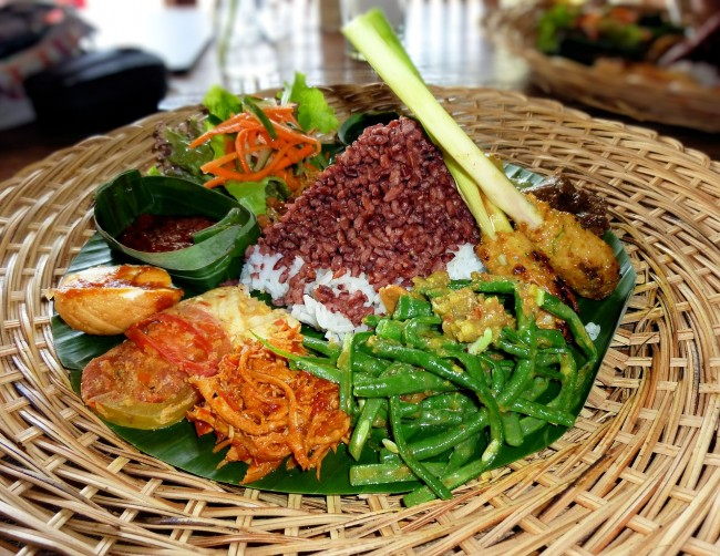 The Best Vegetarian Food In Jakarta, Indonesia