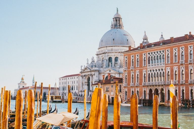 The Restaurants With The Best Views In Venice Italy