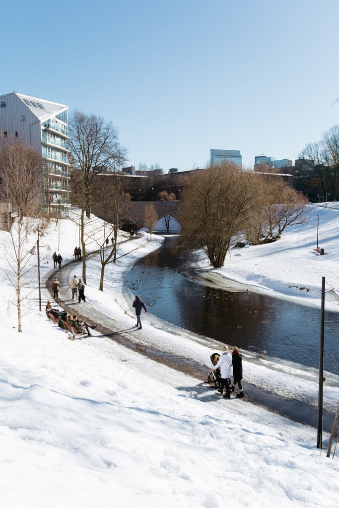 Grunerlokka Neighbourhood-Oslo-Norway