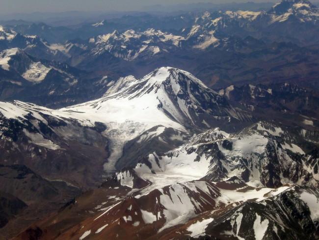 Mount Tupungato | © rDiode/WikiCommons