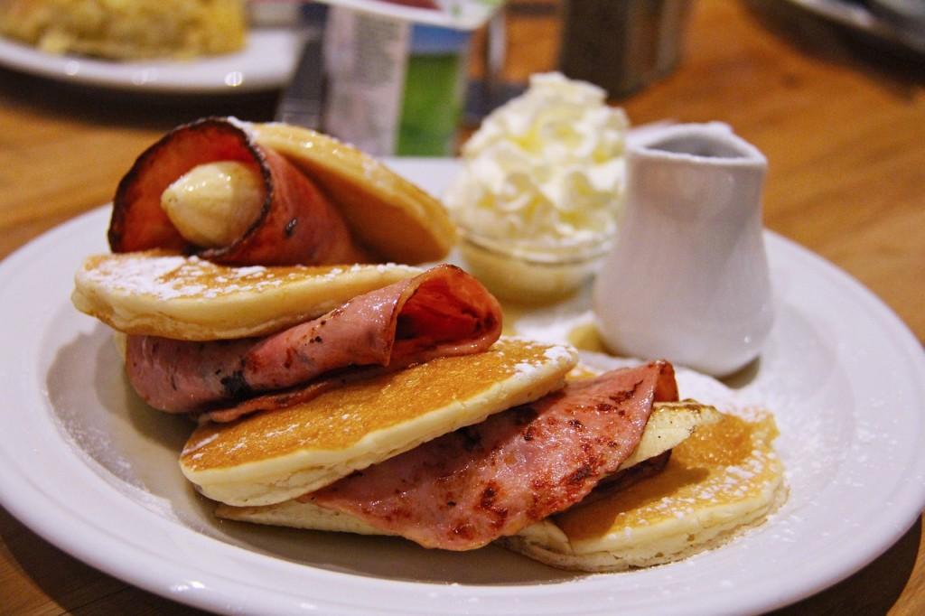 Breakfast Pancakes | ©Pixabay