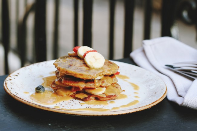 Pancakes / ©pexels