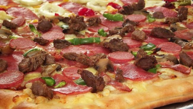 Pizza | © adoproducciones/Pixabay