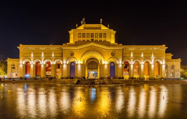Yerevan Plaza | © Diego Delso /Flickr
