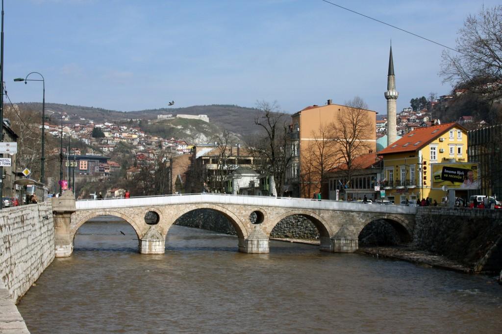 Sarajevo Bridge | ©Bryan Pocius/Flickr