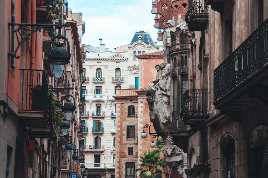 The Trendiest Neighborhoods In Barcelona