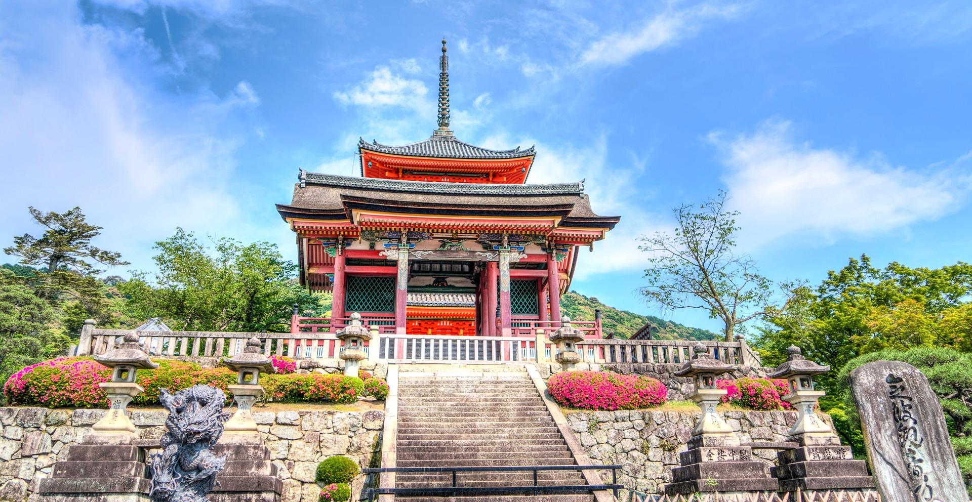 temple kyoto)