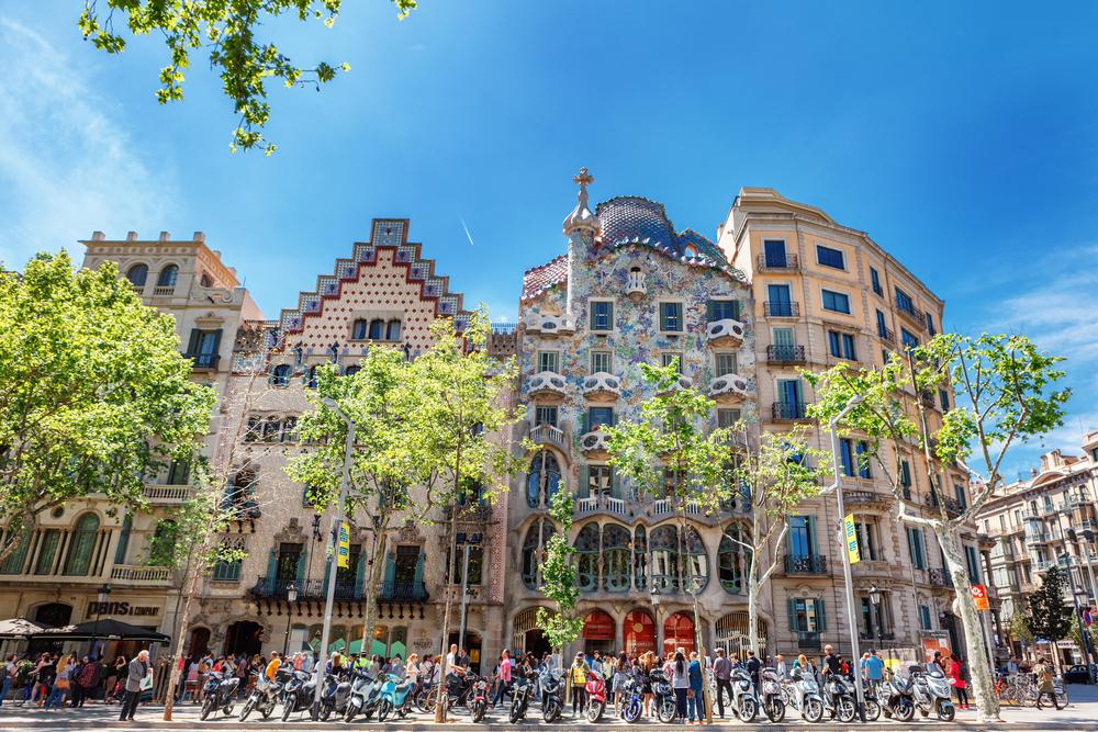 Casa de america barcelona casa de luardiaca things to do in barcelona casa batllo barcelona - Casa del libro barcelona passeig de gracia ...