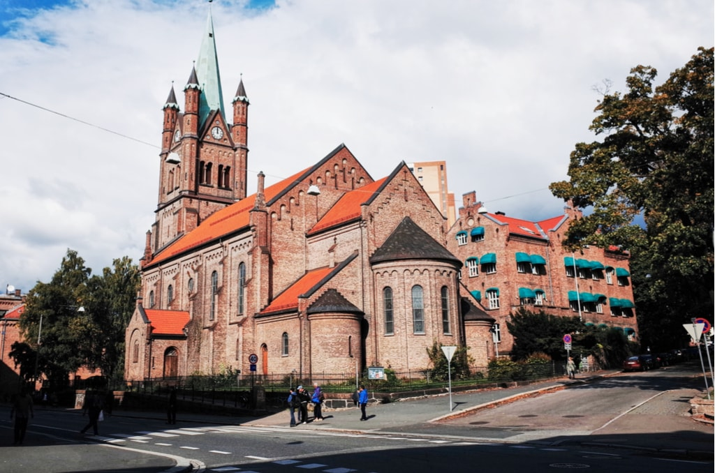 Grønland Church, Oslo | © Julie Mayfeng/Shutterstock