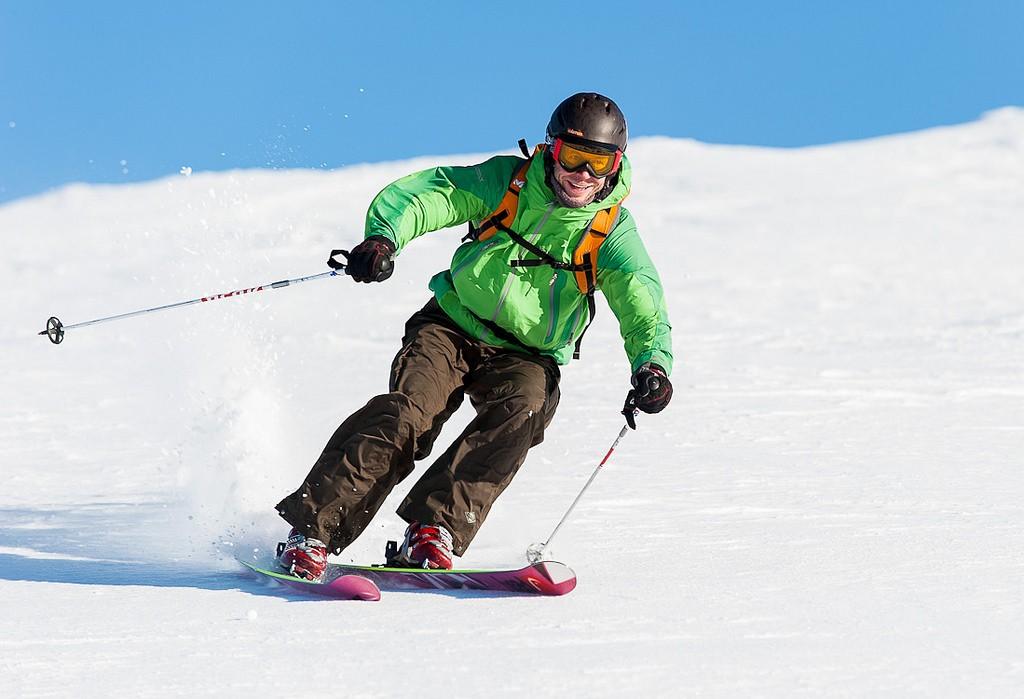 Skiing in Finland | © Patrick Forsblom/Flickr