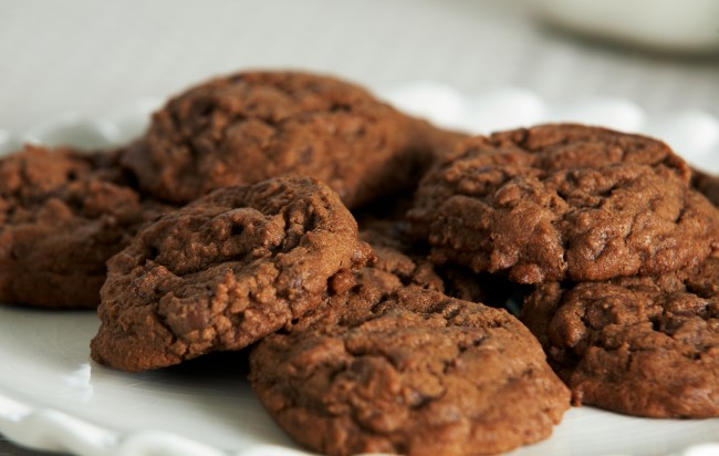 Triple Chocolate Cookies | © Breville USA/Flickr