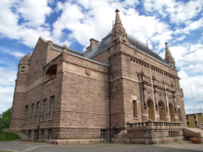 Turku Art Museum   © Pavlo Hryhorash/WikiCommons
