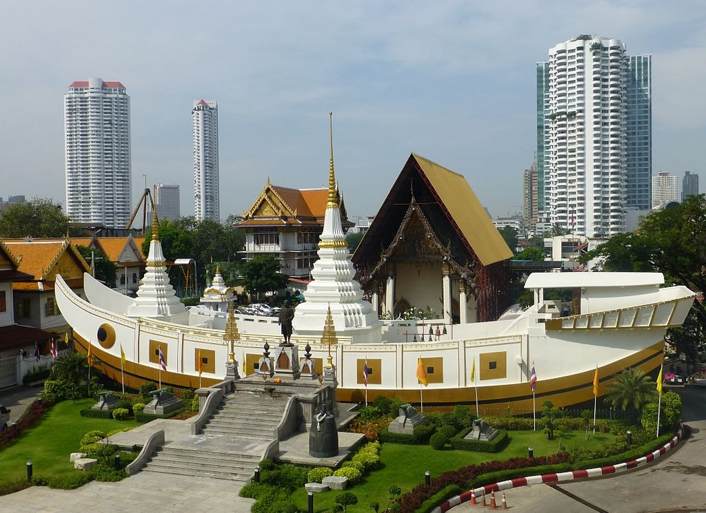 Wat Yannawa, Bangkok