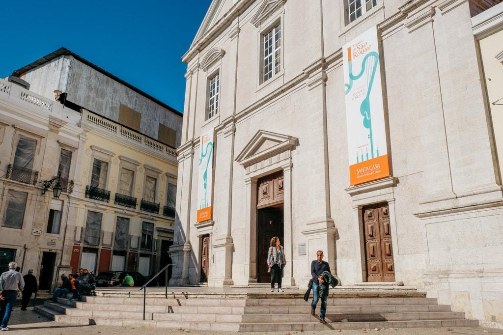 Watson- Lisbon - Portugal -São Roque Church, Bairro Alto