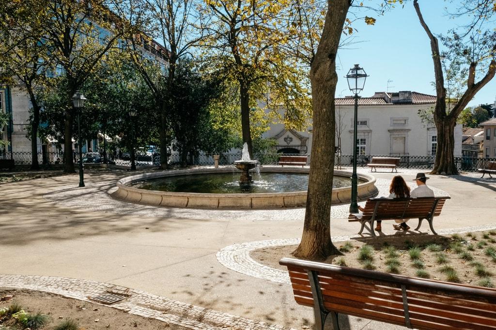 Watson - Portugal -Jardim Augusto Gil, Graça