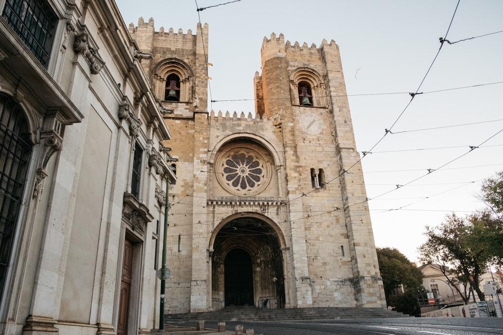 Watson - Portugal - Lisbon Cathedral Sé, Alfama