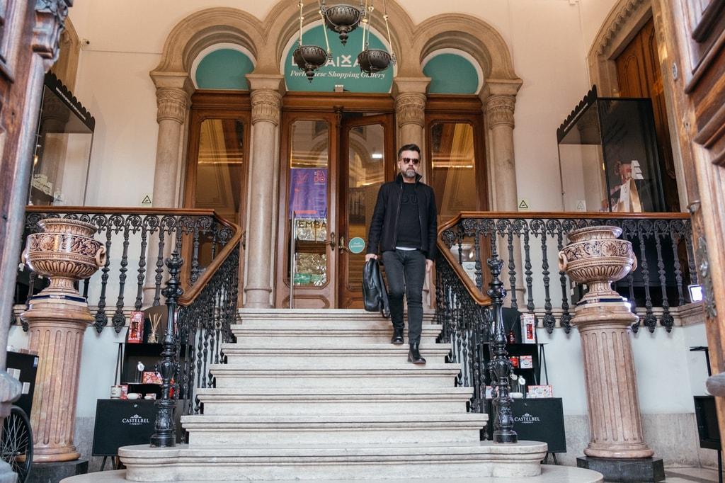 Watson - Portugal - Lisbon - Embaixada, in Ribeiro da Cunha Palace, Principe Real