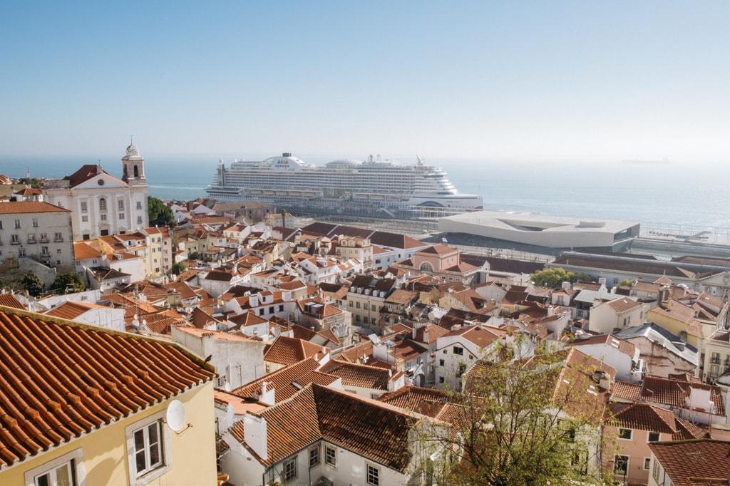 Watson - Portugal - Lisbon- Portas do Sol viewpoint, Alfama