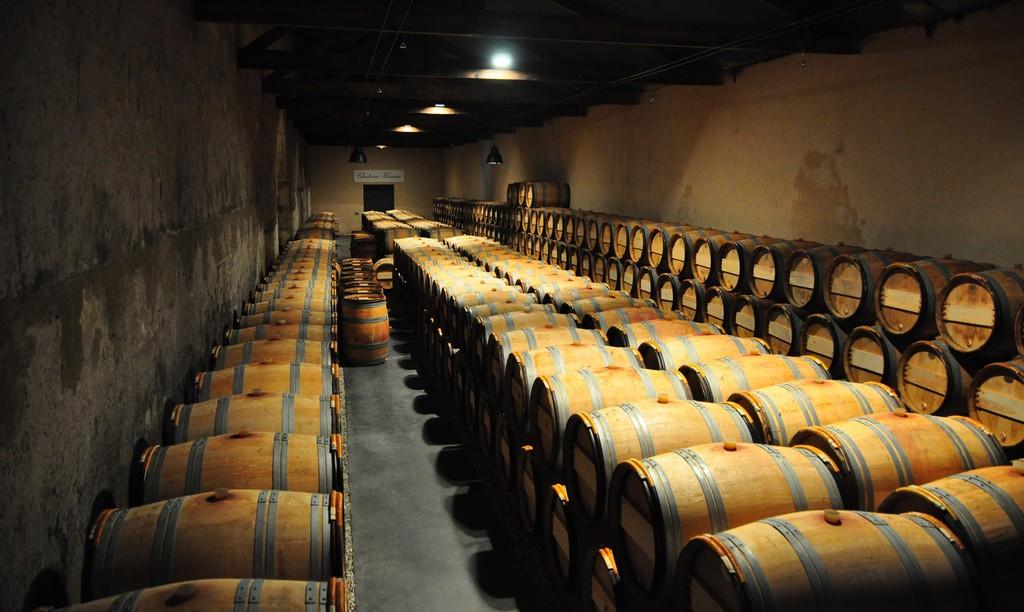 Wine Cellar| © xlibber /Flickr
