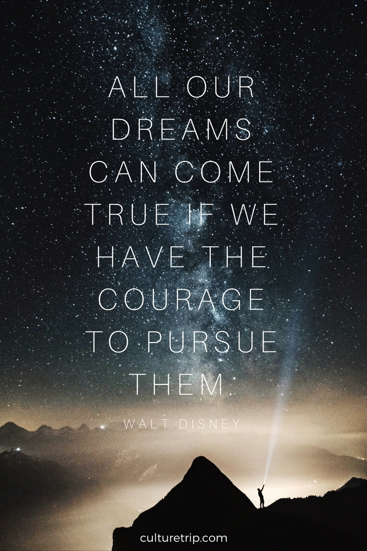 Most Inspirational Quotes Walt Disney's 10 Most Inspiring Quotes
