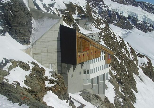Jungfraujoch | © Jonas Lucas/WikiCommons