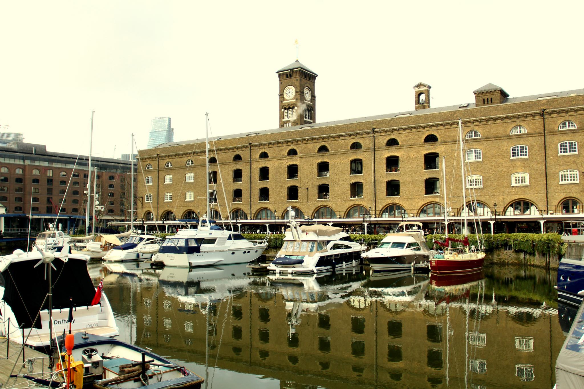 St Katherine's Dock | © Bex Walton / flickr