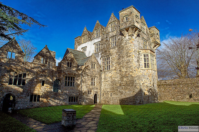 Donegal Castle, Ireland |© Chris Hood/Flickr