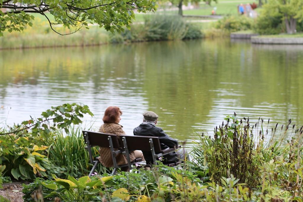 Loki Schmidt Garten | © Urban Explorer Hamburg/Flickr