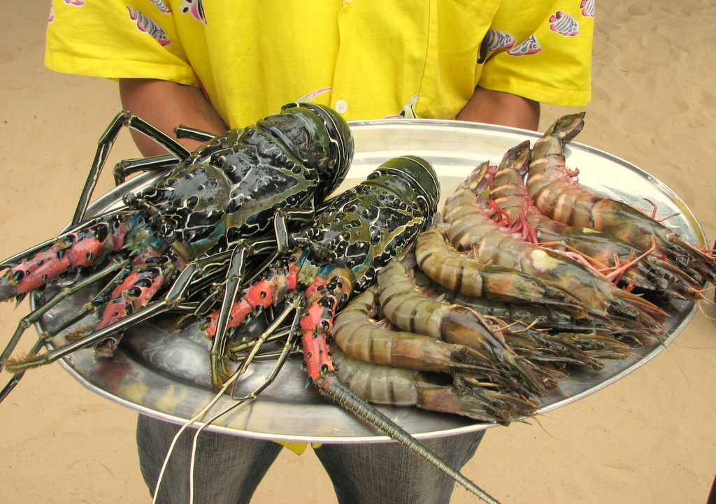 Of Lobsters and King Prawns | © Extempore/Flickr
