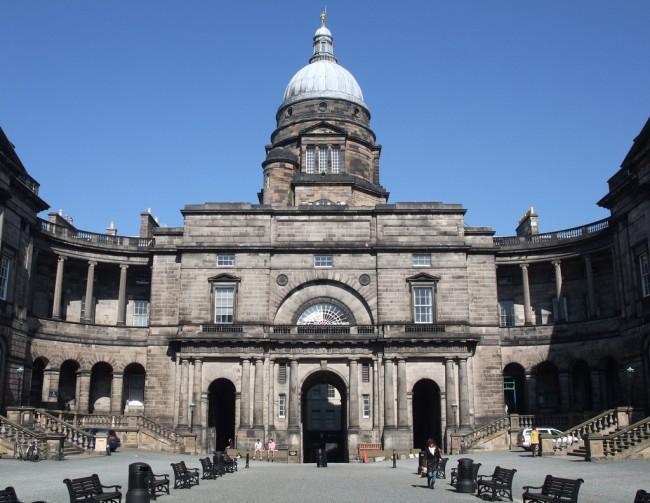 Edinburgh University| ©Boon Low/Flickr