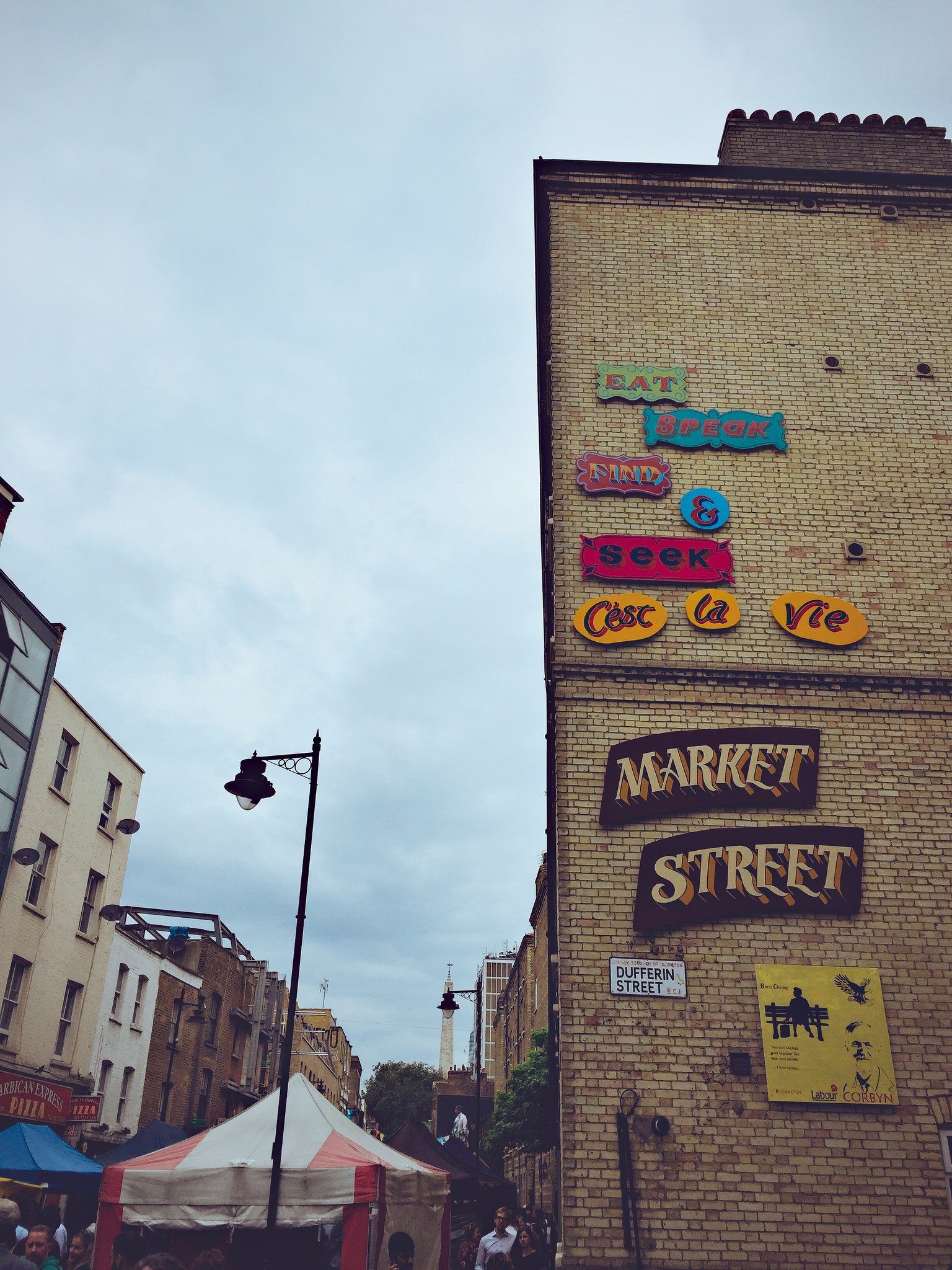 Whitecross Market   © Ungry Young Man / flickr