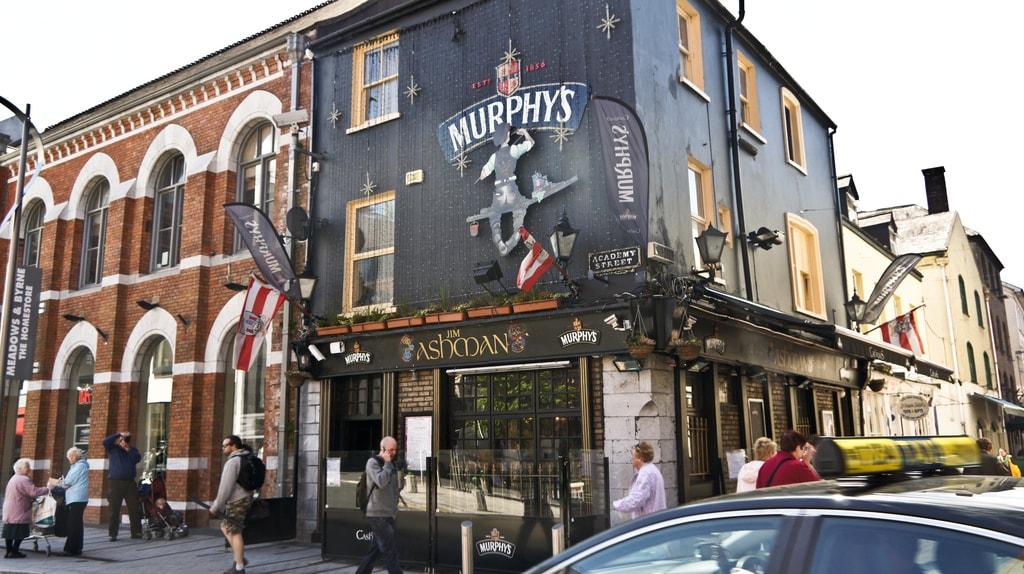 The 10 best bars in cork ireland for Cork bar top