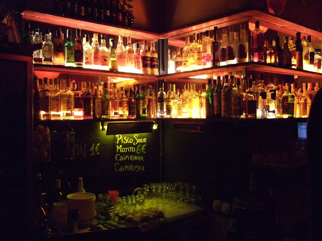 10 Quirky Themed Bars And Restaurants In Barcelona