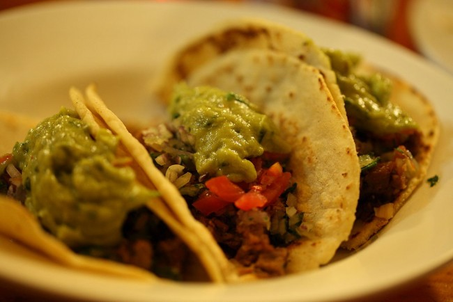 Beef Tacos are on the menu   © Kham Tran/WikiCommons