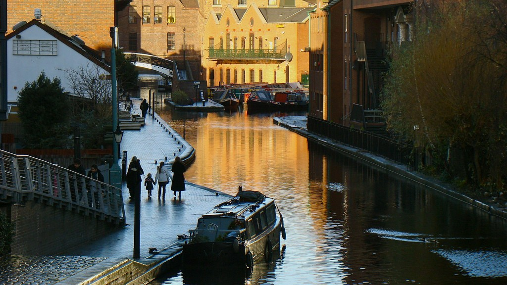Birmingham Canals © Bob Hall / Flickr