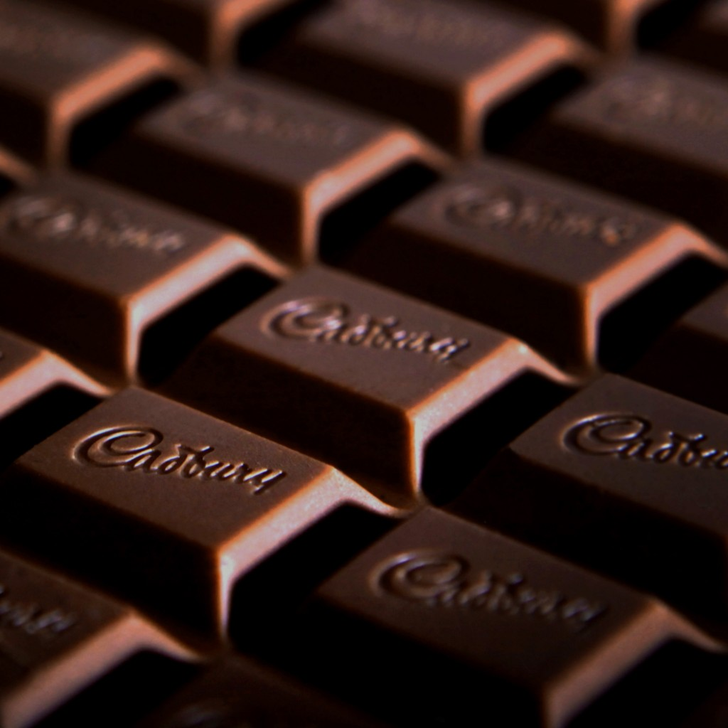 Cadbury Dairy Milk © Brett Jordan / Flickr