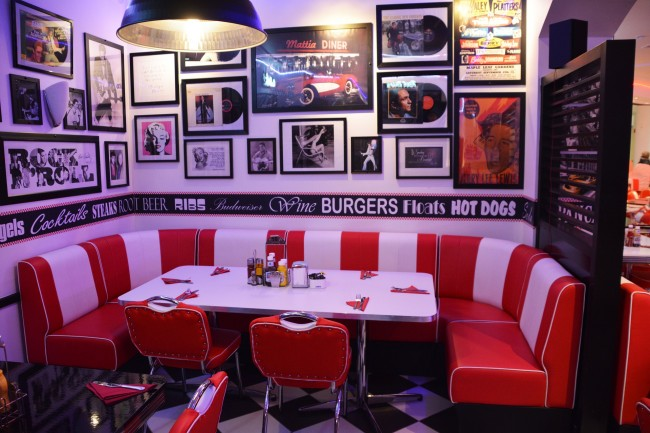 Classic American dinner/ ©Pixabay