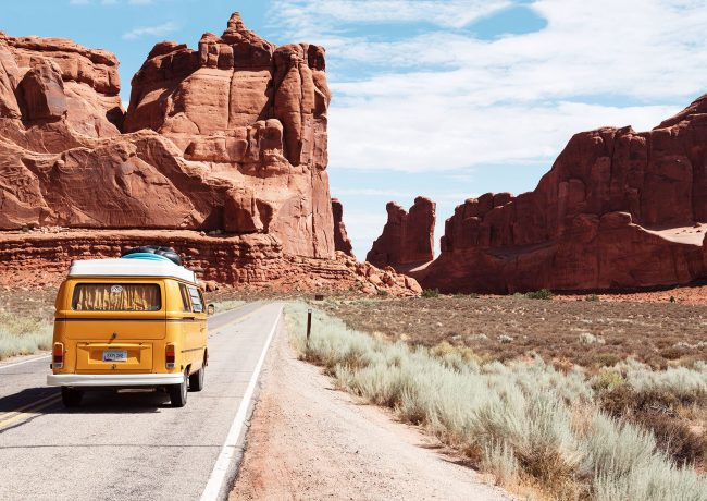 We Take A Road Trip In Volkswagen S Fantastic California: Inspirational Movies For A Road Trip
